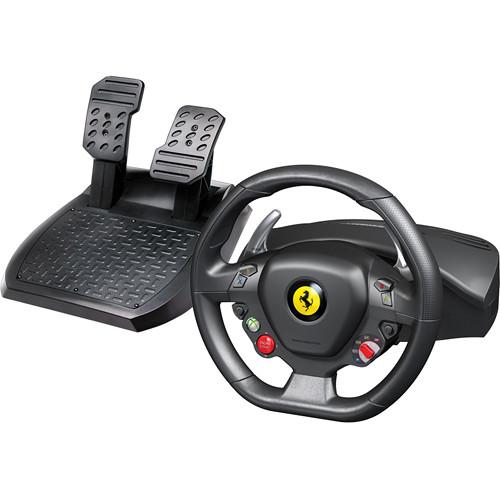 Thrustmaster Ferrari 458 Italia Racing Wheel for XBox360
