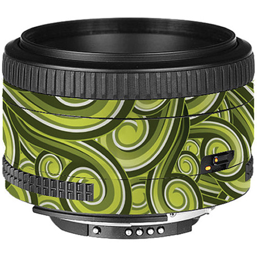 c78ddeb6730b LensSkins Lens Skin for the Nikon 50mm f/1.8D AF LS-N50F18DXBF
