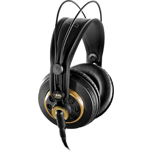 AKG K240 Over-Ear Stereo Headphones