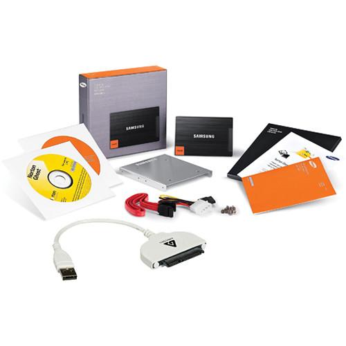 Samsung 64GB 830 Series SSD Desktop & Laptop Kit