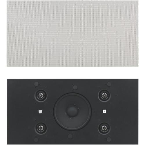 Kramer (SPK-C819) SPK-C819 Complete K-overage ESD Ceiling Speaker (Half-Tile Mono)