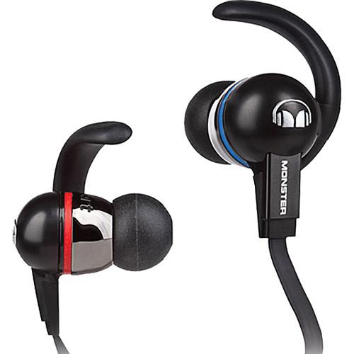 Monster iSport Immersion In-Ear Headphones (Black)