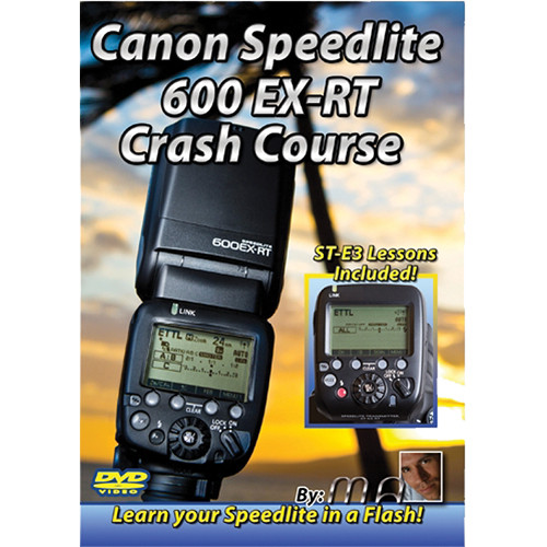 canon 600ex rt speedlite crash course