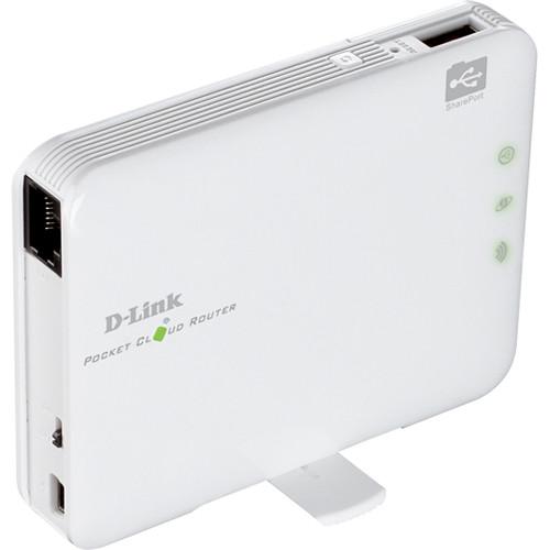 D-Link DIR-506L SharePort Go Pocket Cloud Router