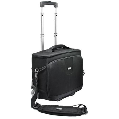 Airport Navigator Rolling Bag Black