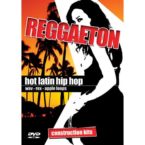 Big Fish Audio Reggaeton: Hot Latin Hip Hop DVD (Apple Loops, REX, & WAV  Format)