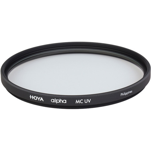 Hoya ALPHA 55mm UV Digital Lens Filter Multi-Coated Glass USA Dealer C-ALP55UV