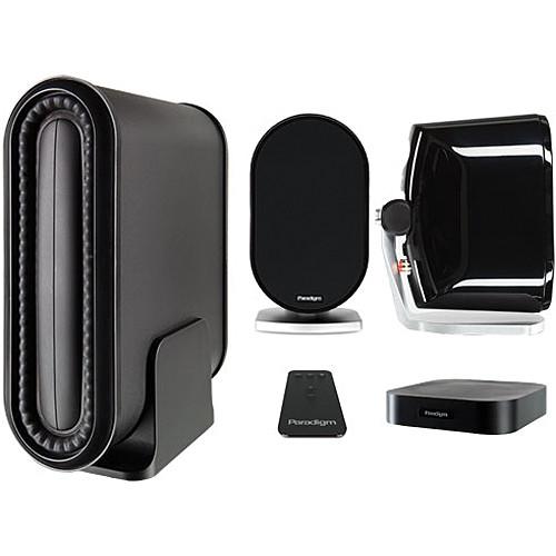 Paradigm MilleniaOne CT 2 1 Speaker System (Black)