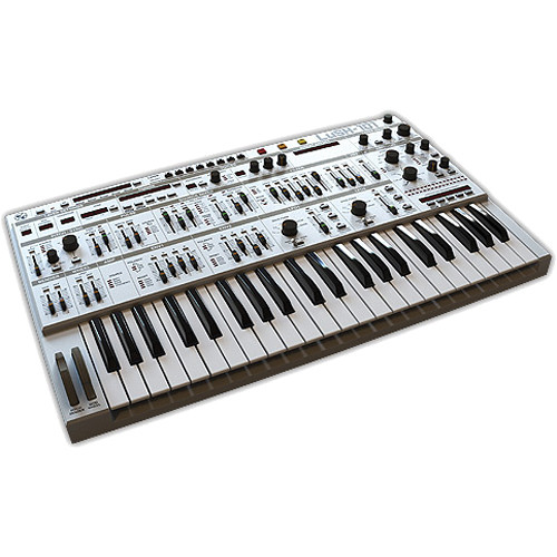 D16 Group LuSH-101 Multitimbral Polyphonic Synthesizer 11-31185