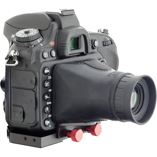 iDC Photo Video SYSTEM ZERO Viewfinder & Camera Plate for Nikon D600