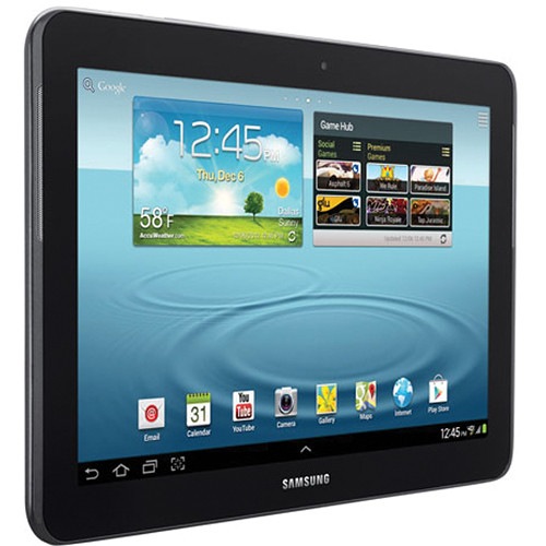 Samsung 8GB Galaxy Tab 2 10 1 Tablet (Verizon, Silver)