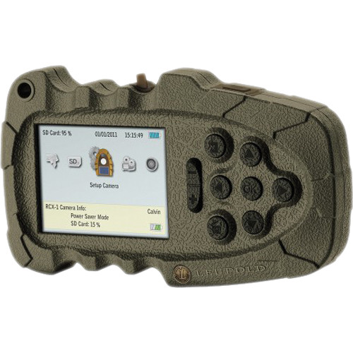 Leupold Handheld RCX Controller/Viewer for RCX Trail Camera