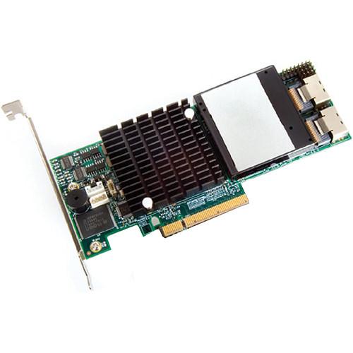 Promise Technology SuperTrak EX 8650 PCIe SAS/SATA RAID