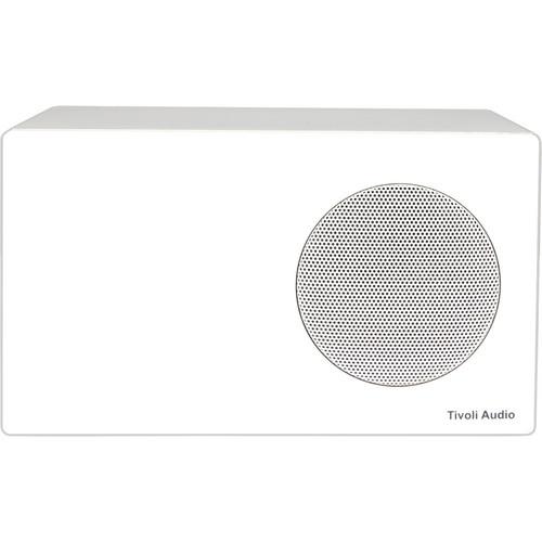 Tivoli (ALBSWHT) Albergo Stereo Speaker (White)