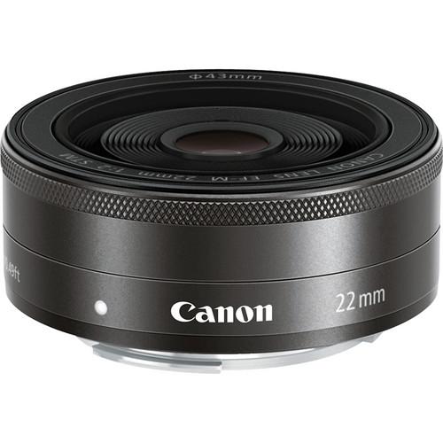 FLD Fluorescent Natural Light Color Correction Filter for Canon EF-M 22mm f//2 STM Lens