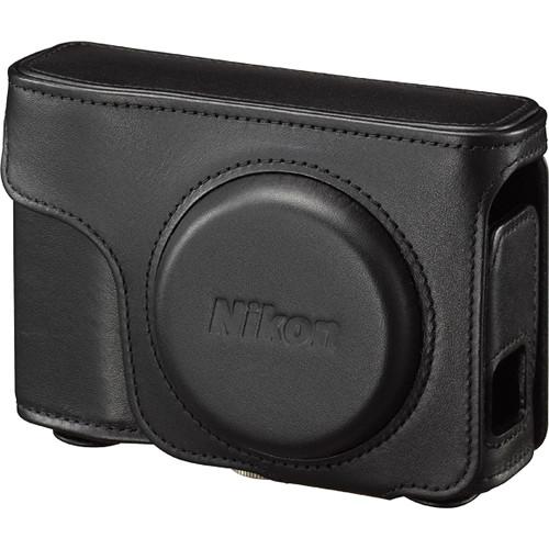 Black Nikon Neck Strap for Coolpix A