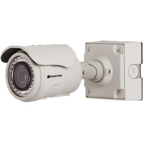 Arecont Vision (AV2225PMIR) MegaView 2 Series 2.07MP Day/Night IR Bullet Camera with 3-9mm Varifocal Lens