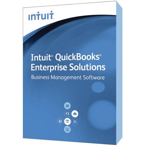 Intuit QuickBooks Enterprise Solutions 14 0 (10-User)
