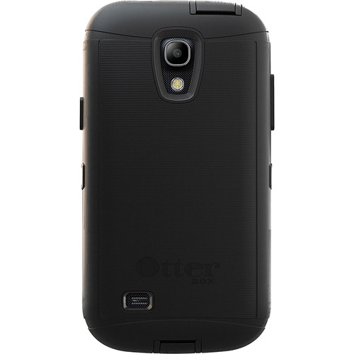 new styles f16e8 27f70 OtterBox Defender Series Case for Galaxy S4 Mini (Black)