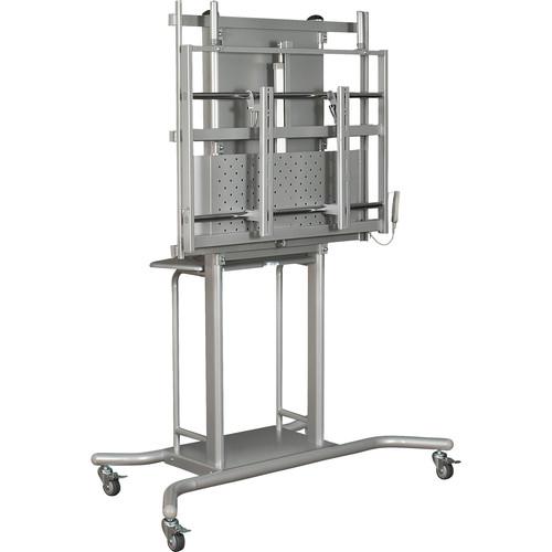 Balt (27675) iTeach Electric Adjustable Flat Panel Cart