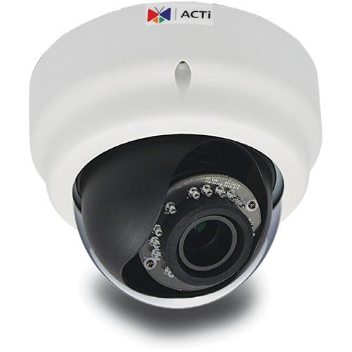 ACTi (E63A) E63A 5MP Network Dome Camera with Night Vision