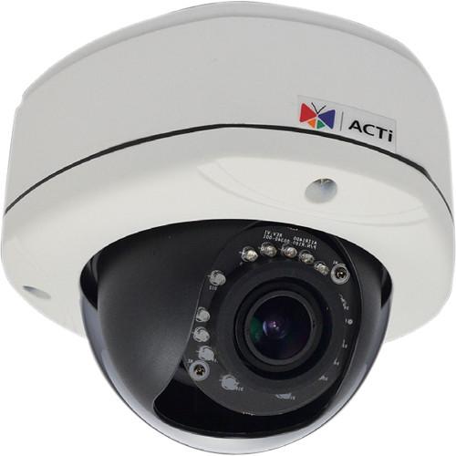 ACTi (E82A) 3MP Outdoor Dome Camera