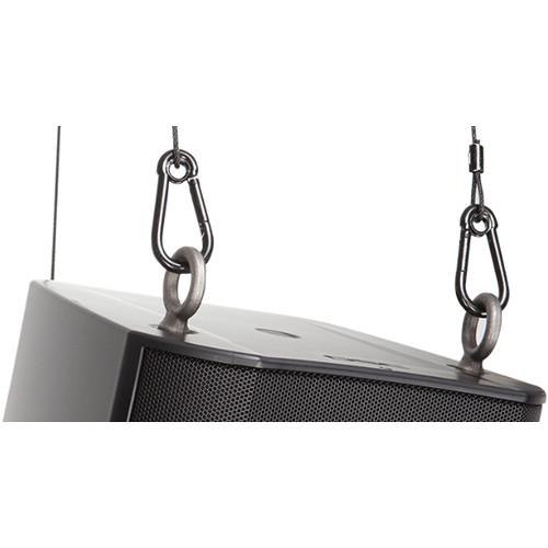 QSC M10 Forged-Shoulder Steel Eyebolt Kit-C