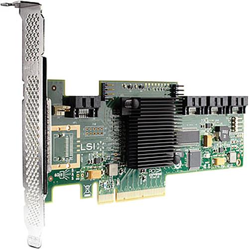 HP LSI 9212 4-Port SAS 6 Gb/s Internal RAID Card