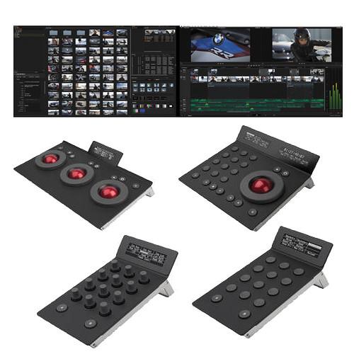 Blackmagic Design Davinci Resolve Color Correction Software With
