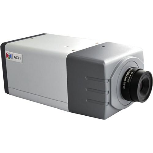 ACTi (E217) E217 2MP IP Day/Night PTZ Box Camera with PoE and 2.93mm Fixed Lens