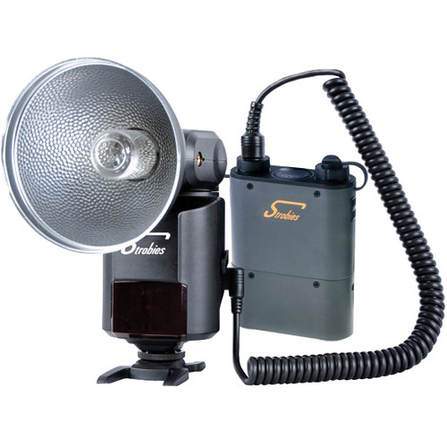 Interfit Strobies Pro-Flash 360 W/s Kit with Battery