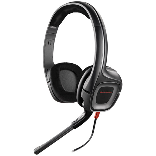 Plantronics GameCom 307 On-Ear Wired Gaming Headphones