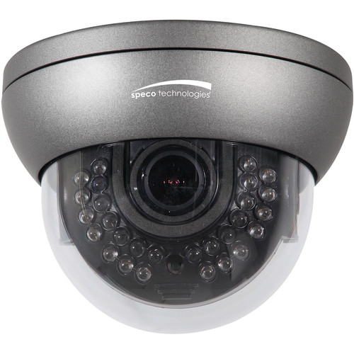 Speco HTD10XH 10x 960H IR Dome Camera