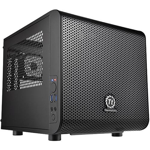 Thermaltake Core V1 Mini-ITX Cube Computer Case