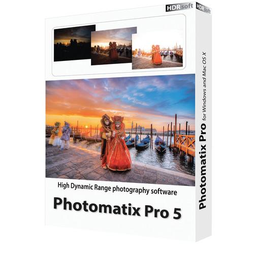 Hdrsoft Photomatix Pro 5.0 Software