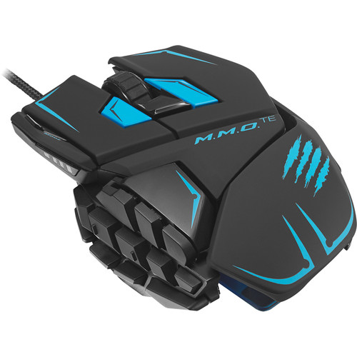 Mad Catz M.M.O. Wired Gaming Mouse