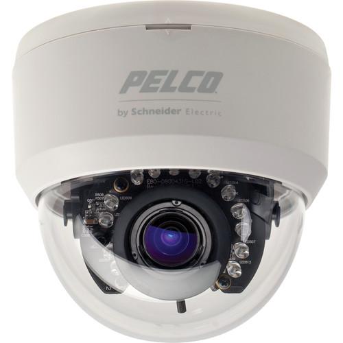 Pelco (FD2-V10-6) FD2-V 650 TVL Dome Camera with 2.8-10.5mm Varifocal Lens