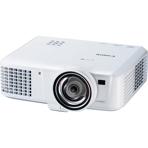 Canon LV-WX300ST 3000 Lumen DLP Projector