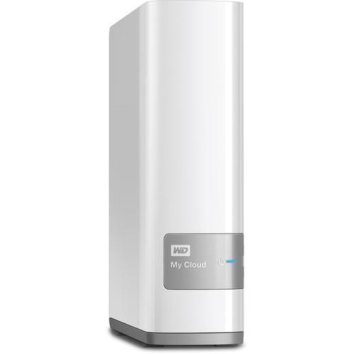 WD My Cloud 3TB Personal Cloud Storage (NAS)