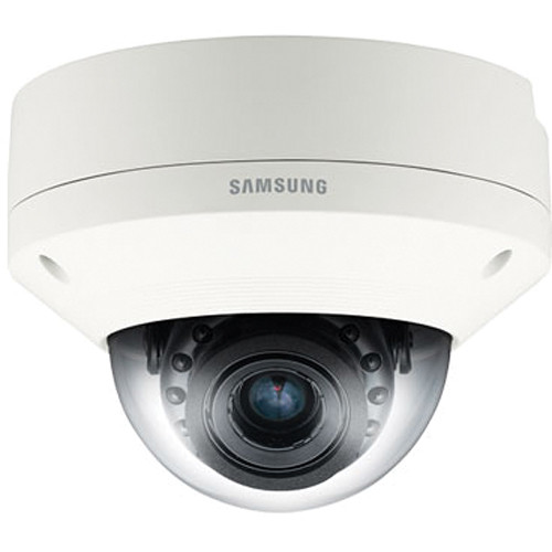 Hanwha Techwin (SNV-5084R) SNV-5084R Indoor/Outdoor Day/Night IP Dome Camera