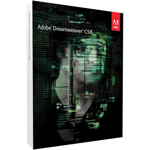Adobe Dreamweaver Cs6 Student And Teacher Edition Discount