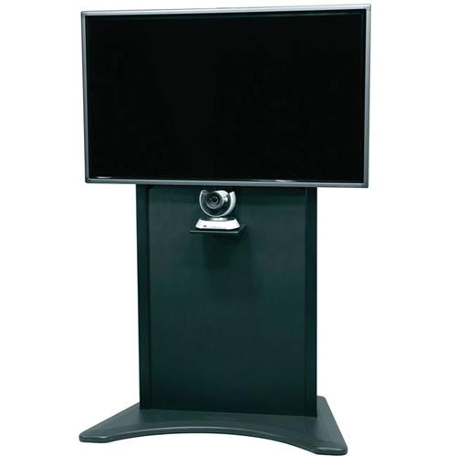 Middle Atlantic (FVS-800ES-BK) FlexView Series FVS-800ES-BK Stationary Electric Lift Display Stand (Black)