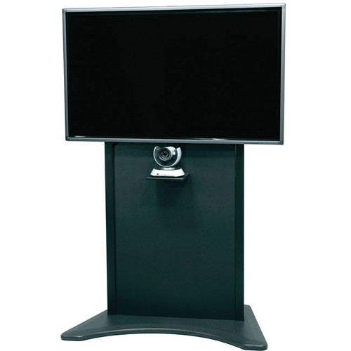 Middle Atlantic (FVS-800S-BK) FlexView Series FVS-800S-BK Stationary Single Display Cart (Black)