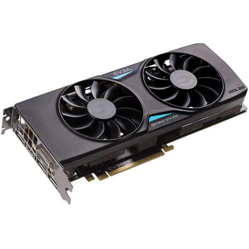 EVGA GeForce 4GB Video Graphics Card