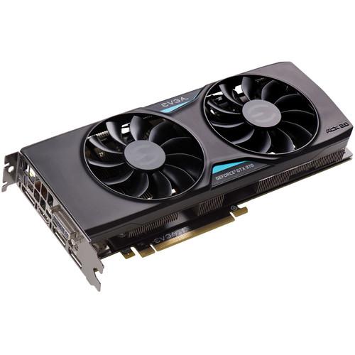 EVGA GeForce 4GB Video Graphics Card