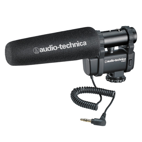 Audio-Technica AT8024 Camera-Mount Microphone