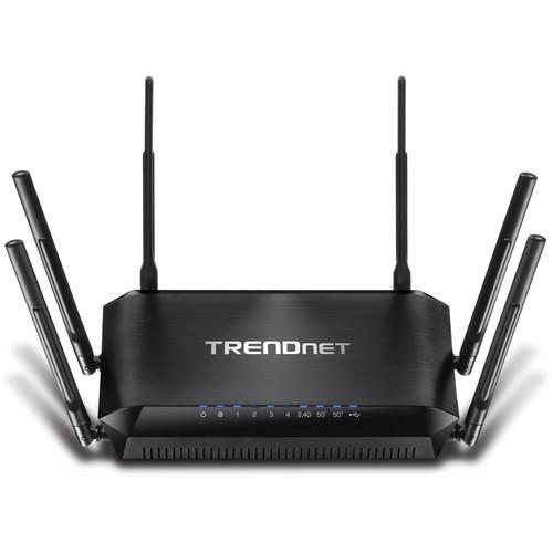 TRENDnet AC3200 Wi-Fi Gigabit Router