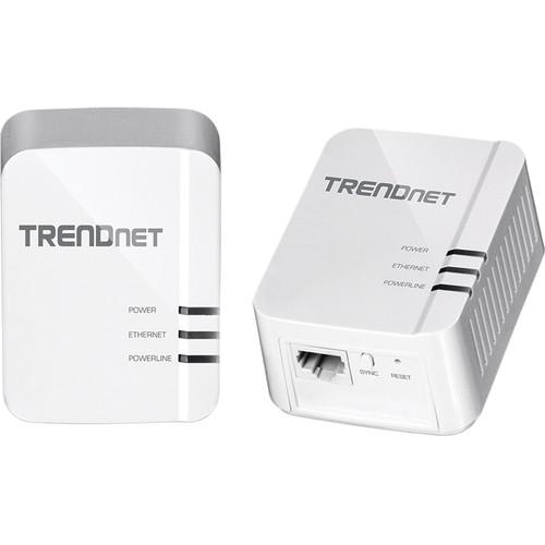TRENDnet TPL-420E2K AV2 1200 Adapter Kit