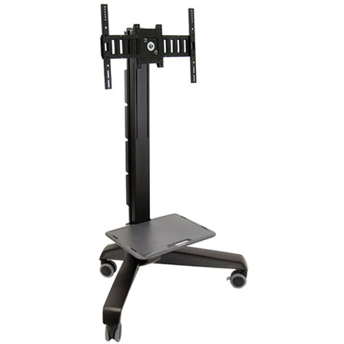 Ergotron (24-192-085) Neo-Flex Ultra Heavy Duty Mobile MediaCenter Stand