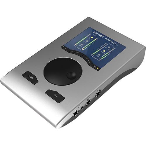 RME Babyface Pro 24-Ch 192 kHz USB Bus-Powered Audio Interface